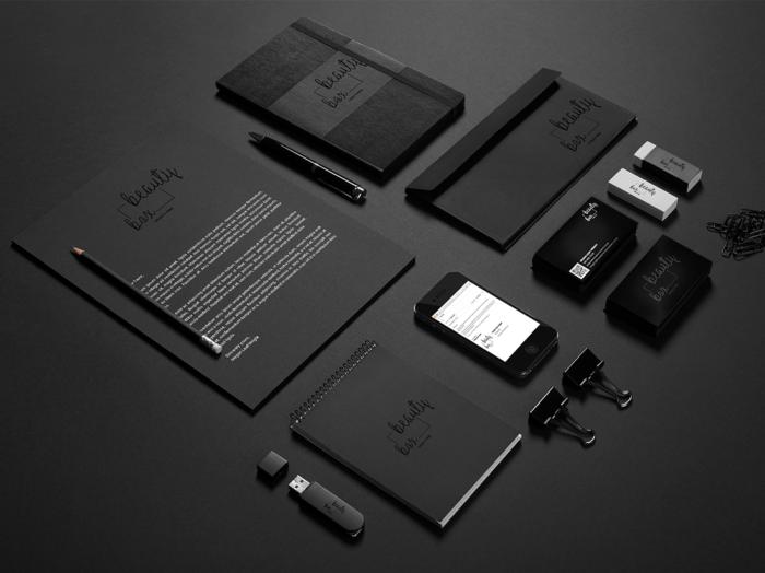 Company documents design